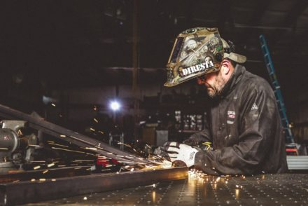 jimmy diresta welding